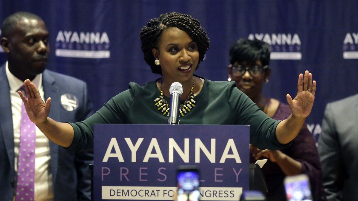 US Rep. Pressley exhibits symptoms, tested for COVID-19