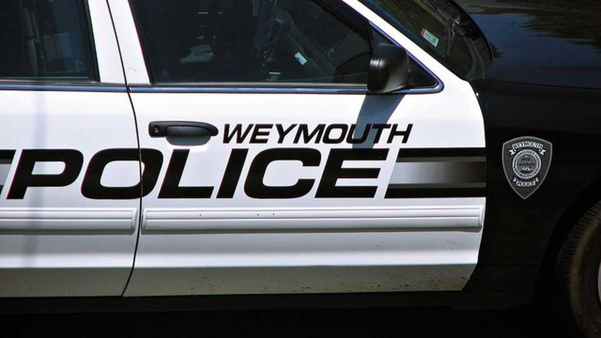 Weymouth police officer tests positive for COVID-19