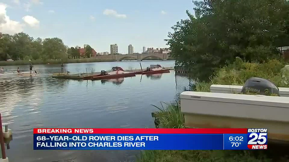 Charles River drowning victim identified as head coach of Simmons University crew team