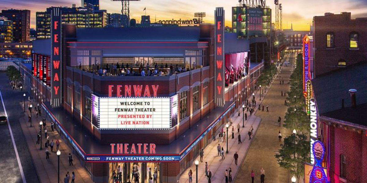 BPDA approves Fenway Theater plans next to ballpark