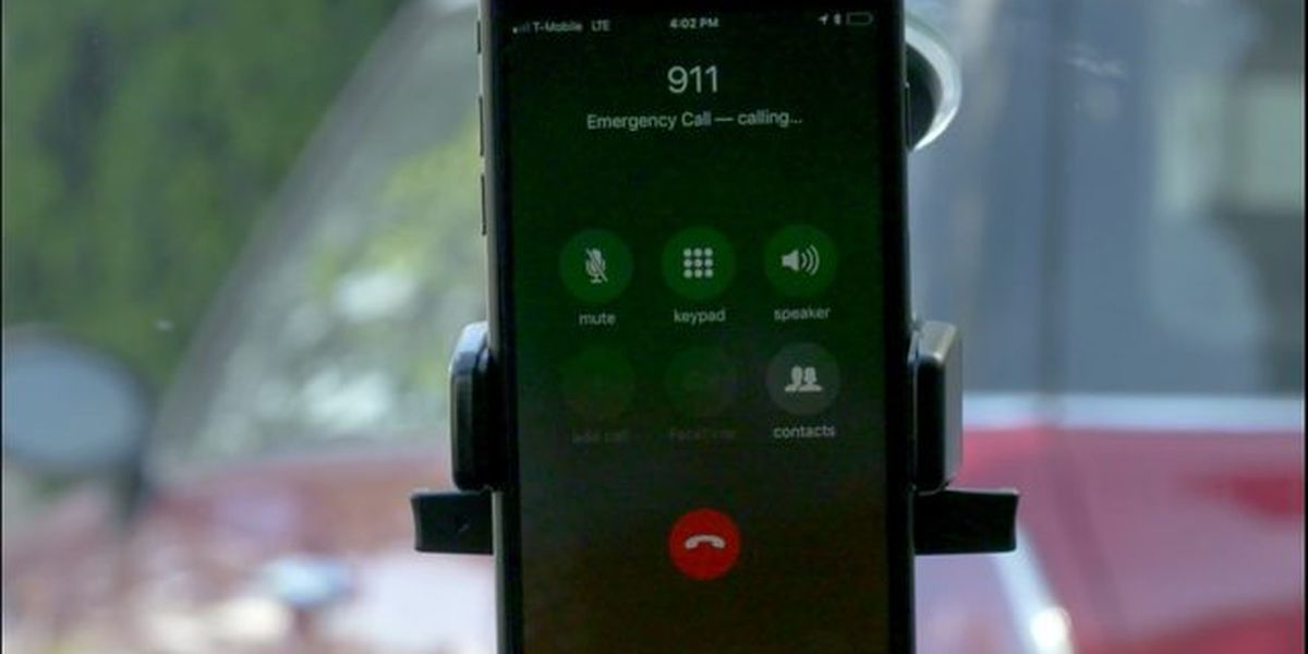 How to call for emergency assistance if 911 doesn't work