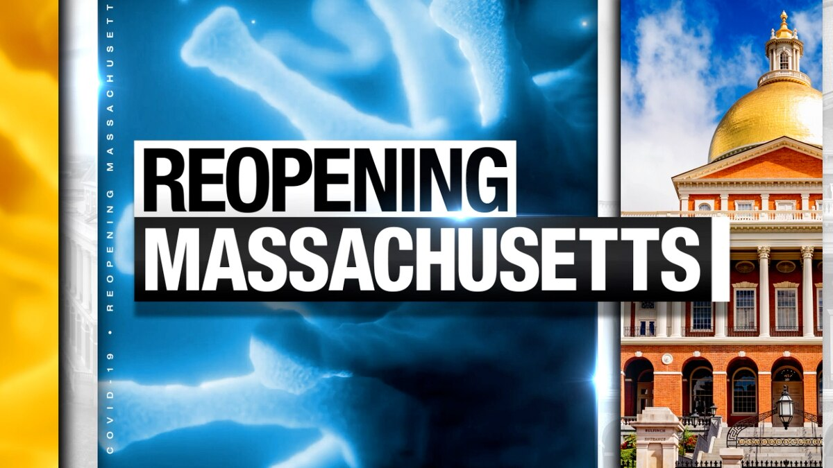Baker's 4-phase approach to reopening Massachusetts: What businesses are open?
