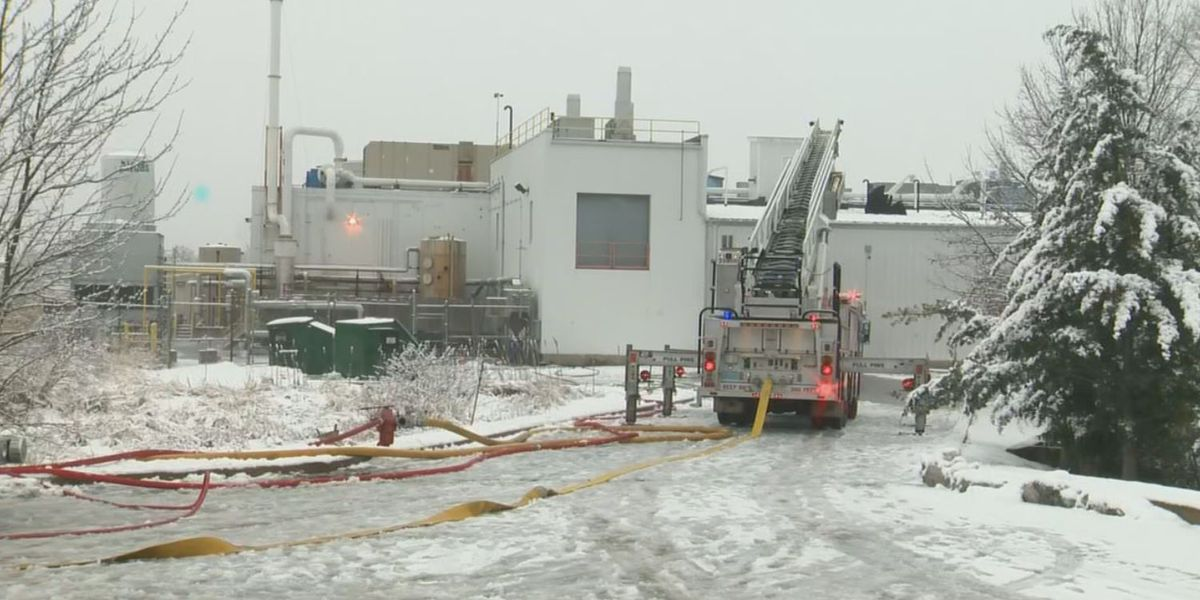 Officials: Chemical reaction caused explosions at plant