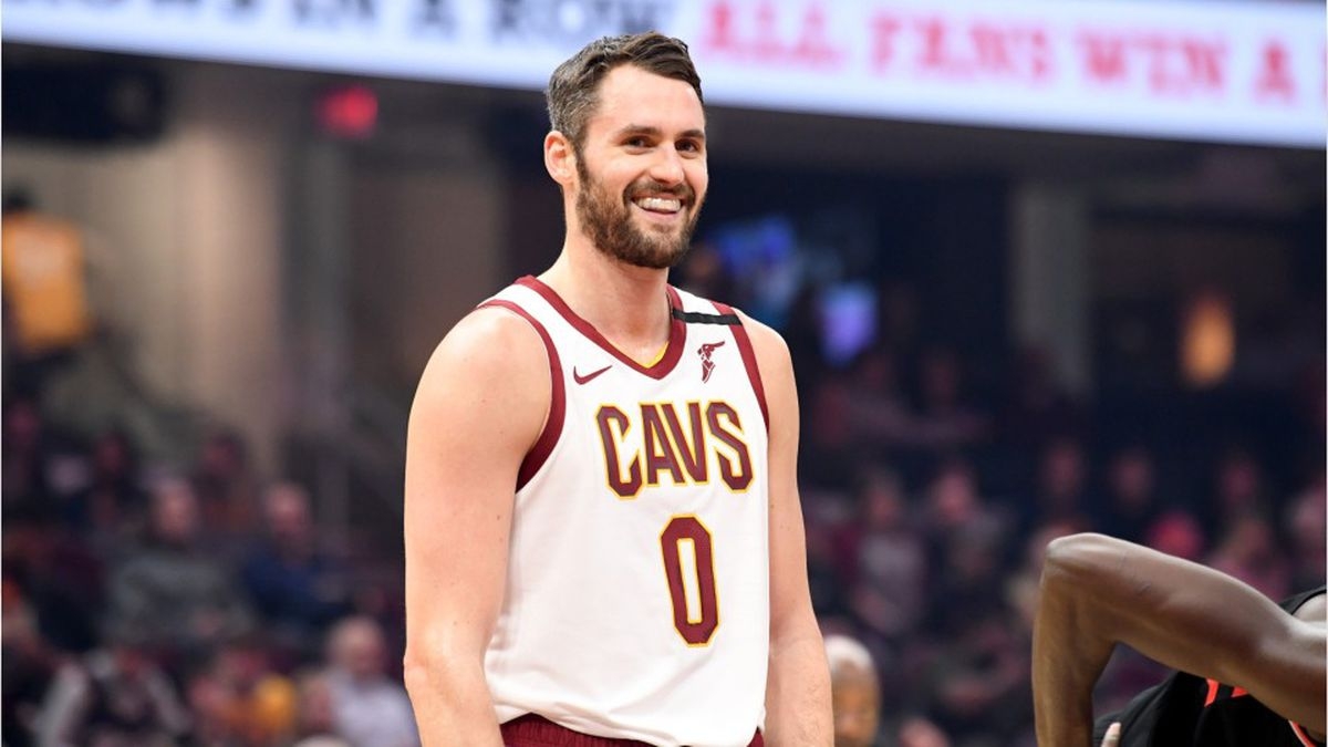 Cavs' Love honored with Arthur Ashe Courage Award