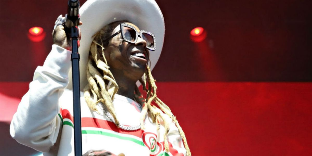 Lil Wayne stops performance, walks off stage during tour with Blink-182