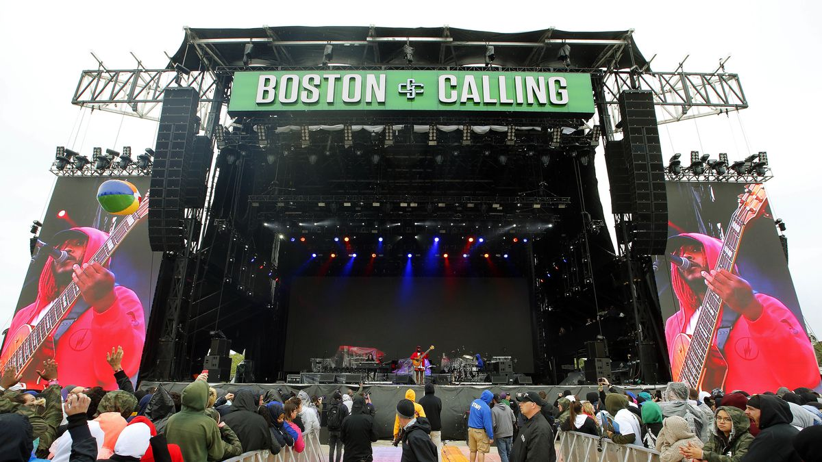 Boston Calling cancels music festival for second year in a row