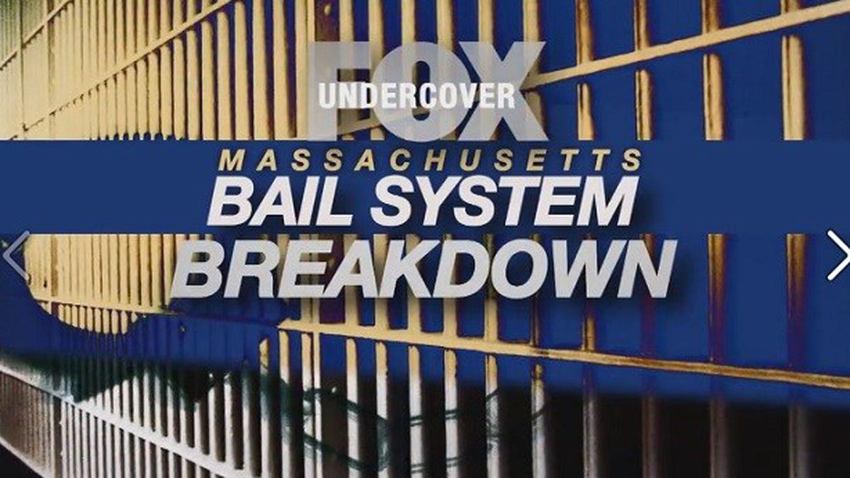 FOX Undercover investigates Mass. bail system
