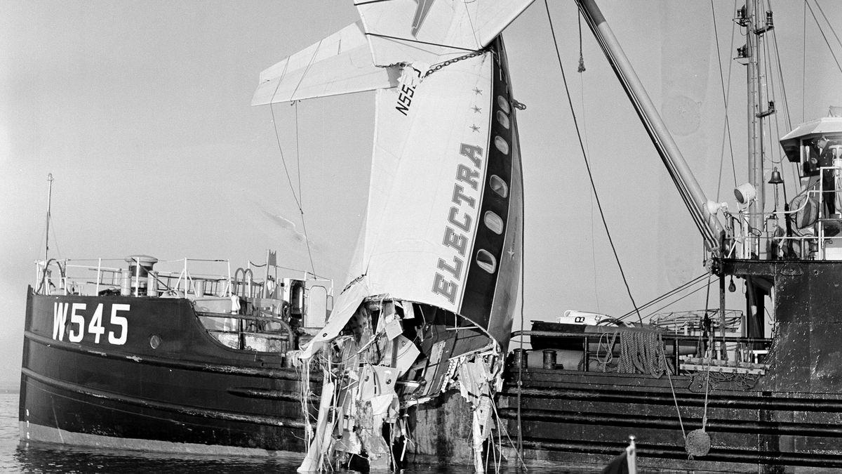 Survivor Of Disastrous 1960 Plane Crash To Revisit Winthrop For 1st Time
