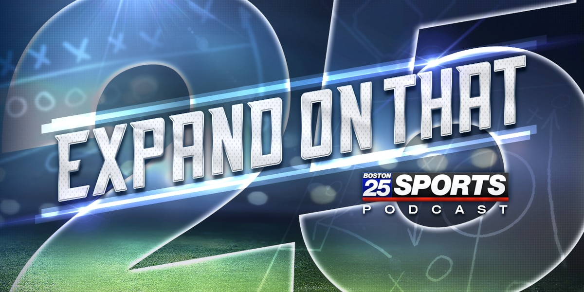 Expand On That: Boston 25 Sports Podcast Ep. 17 - Jeff Pearlman