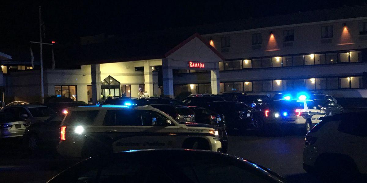 Man found with gunshot wounds inside Dorchester hotel has died