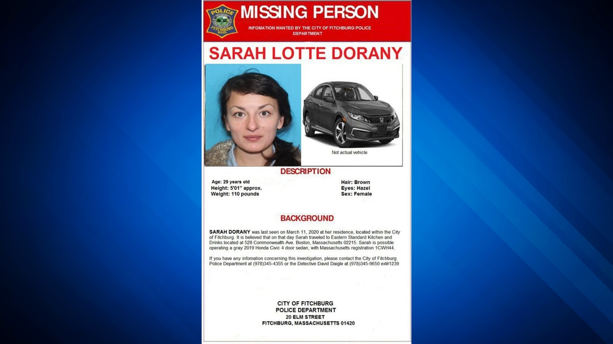Fitchburg Police searching for missing 29-year-old woman