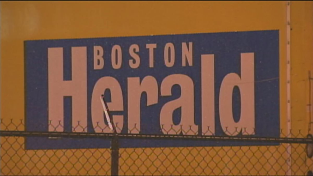 Boston Herald to move offices out of Boston