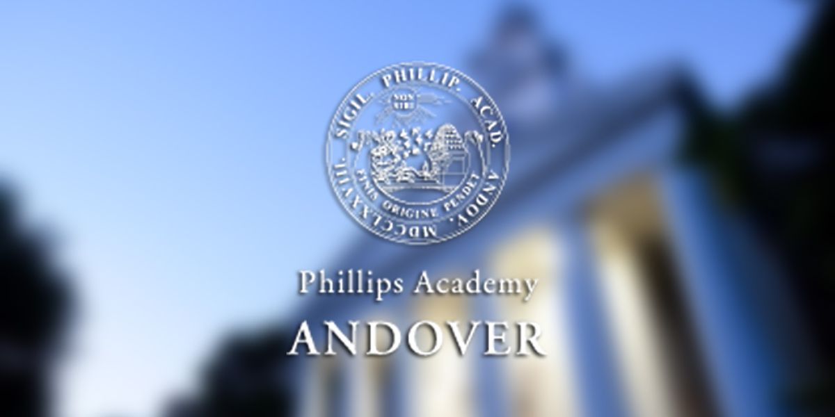 Phillips Andover says ex-teacher engaged in sexual misconduct