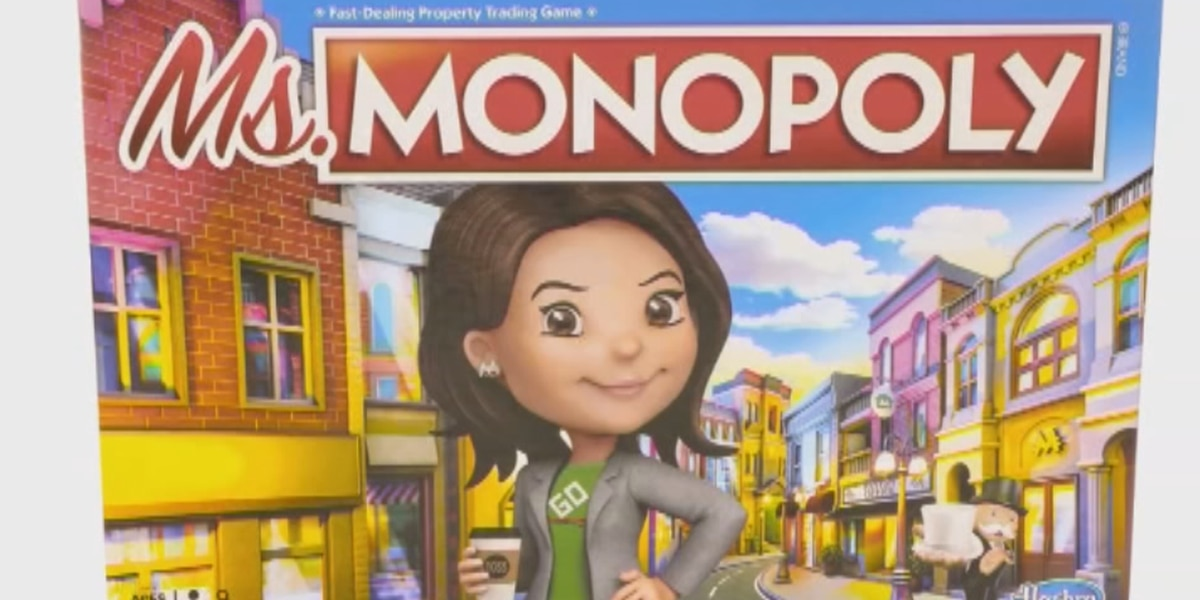 'Ms. Monopoly' turns tables on game, rewrites rules so women paid more than men