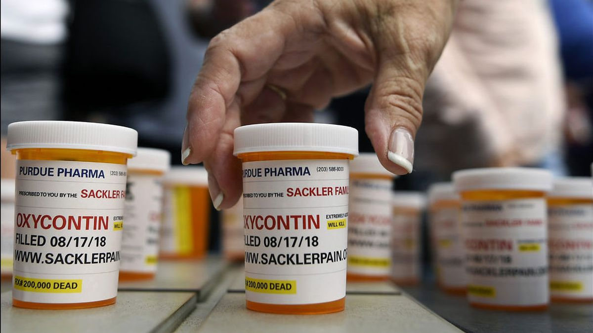 Opioid maker considered profiting off addiction treatment, court docs show