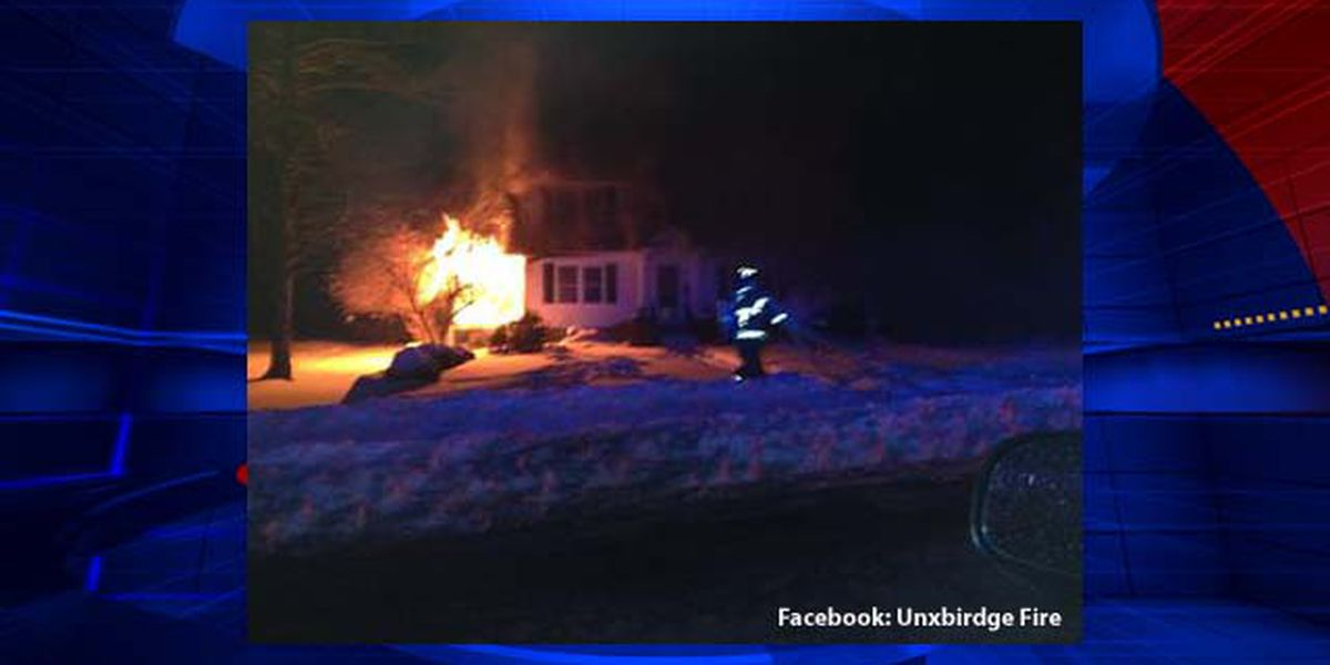 Fireplace Ashes Start Fire At Uxbridge Home Family Displaced