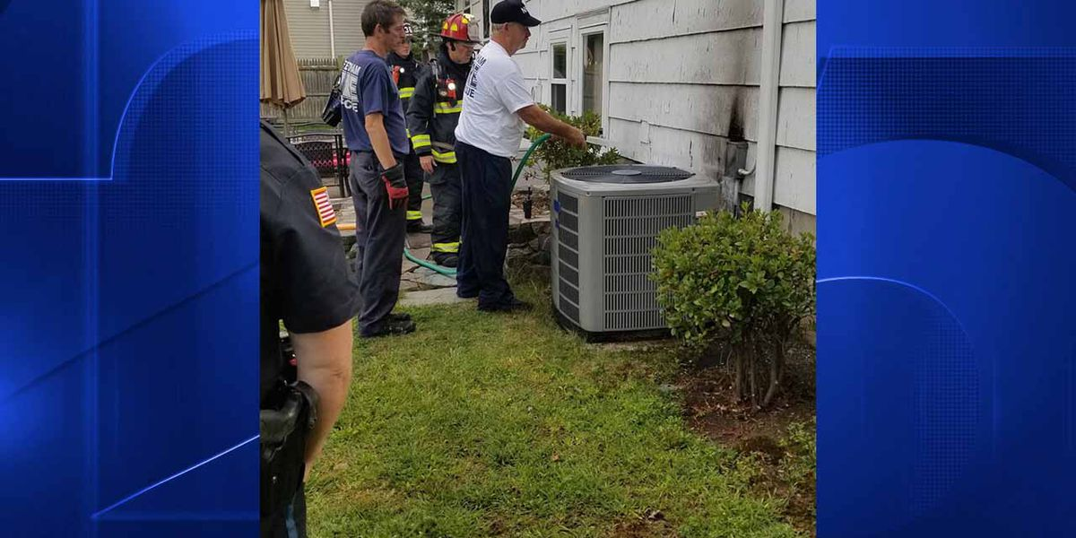 Needham family warns homeowners about device that could cause fire