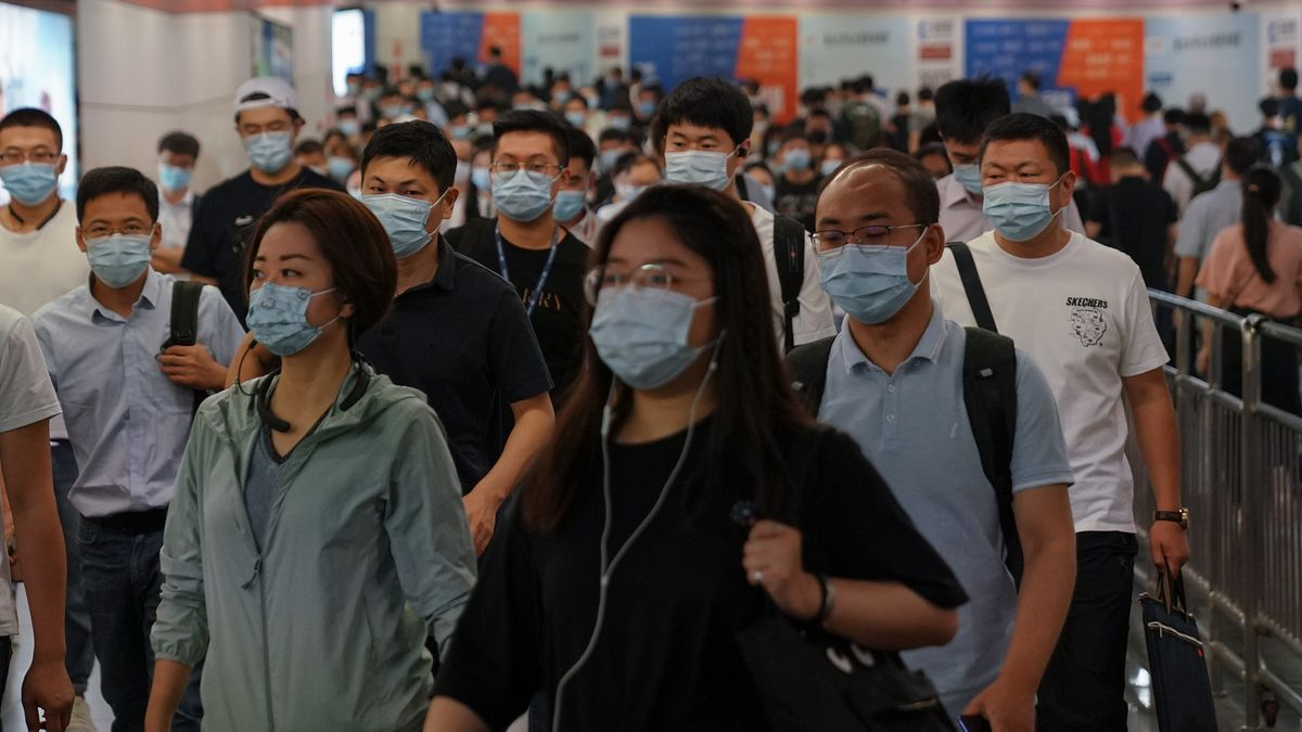 Family that fled coronavirus in China becomes infected in Memphis