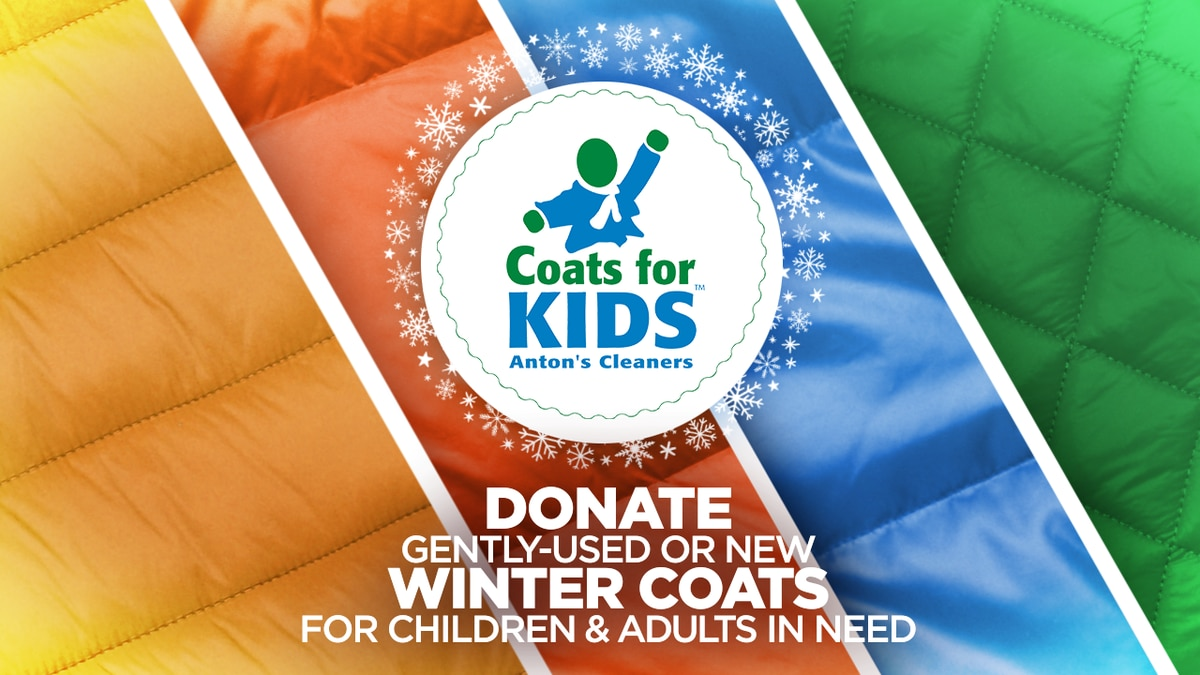 Coat drive extended through Feb. 28