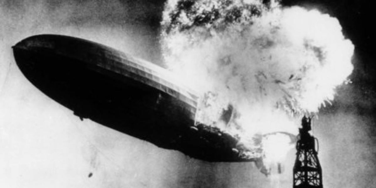 Last survivor of Hindenburg zeppelin disaster dies at 90, family says