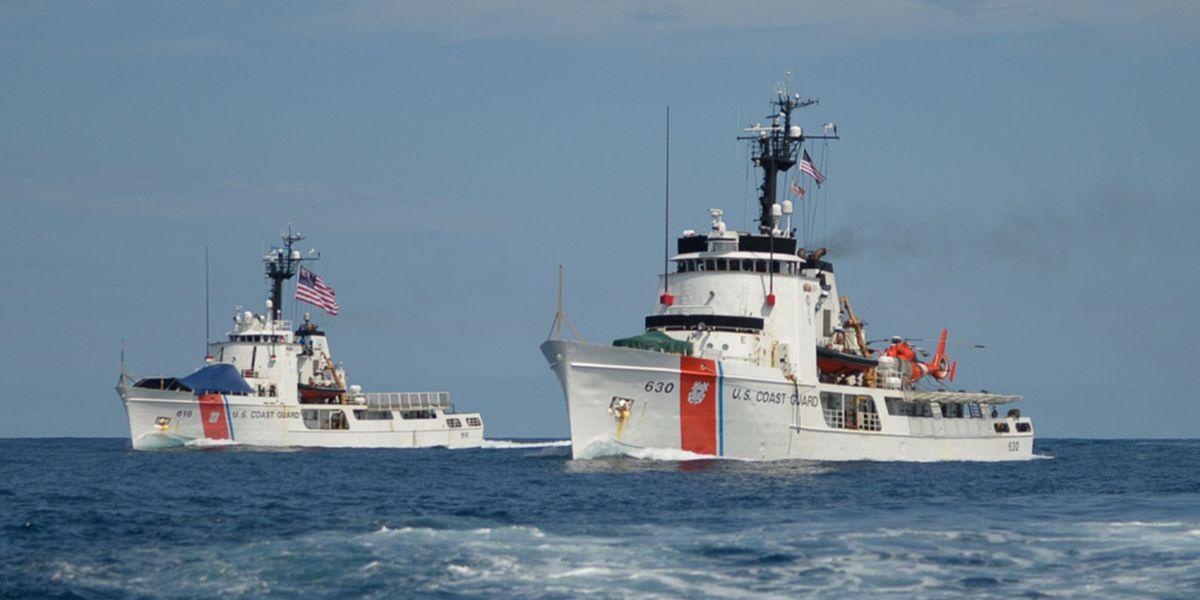 Deep Sea Drug War: Takedowns
