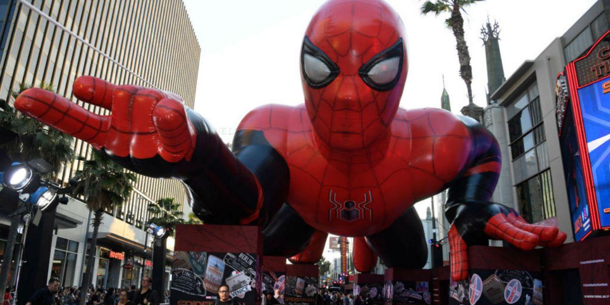 'Spiderman' hands sculpture demonic, anti-Christian, woman says