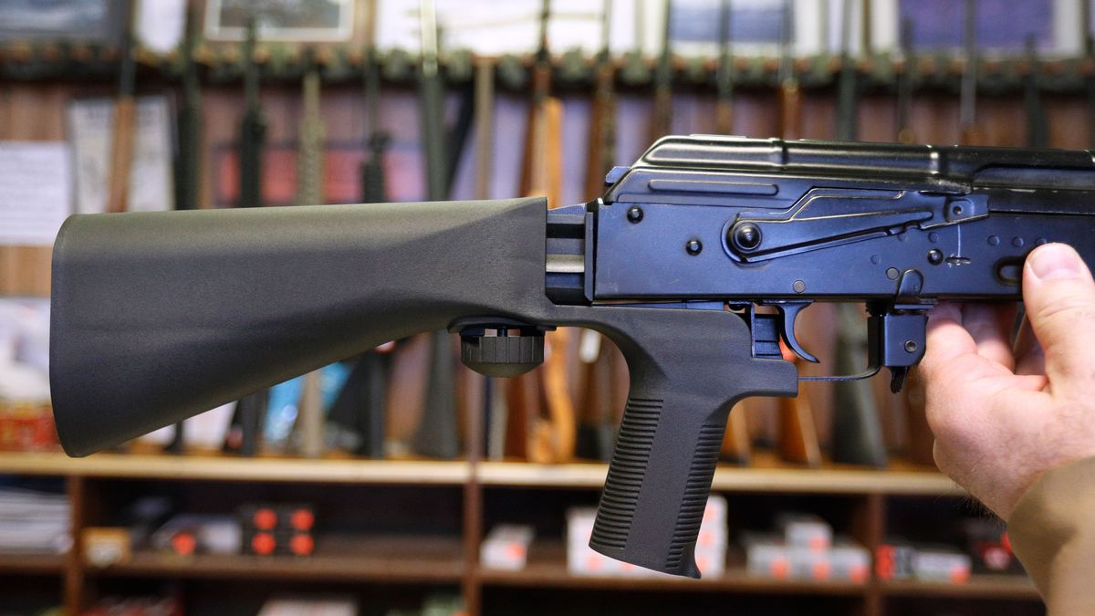 Massachusetts becomes first state to adopt ban on bump stocks
