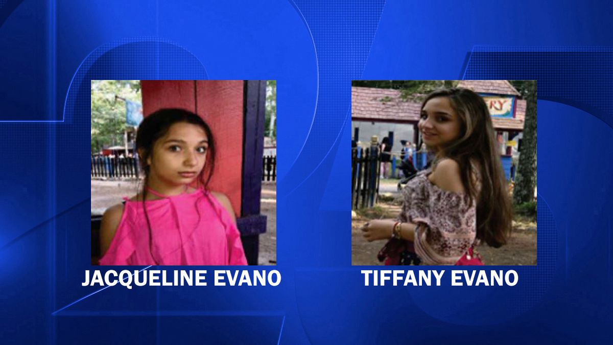 Missing Quincy teenage sisters found safe