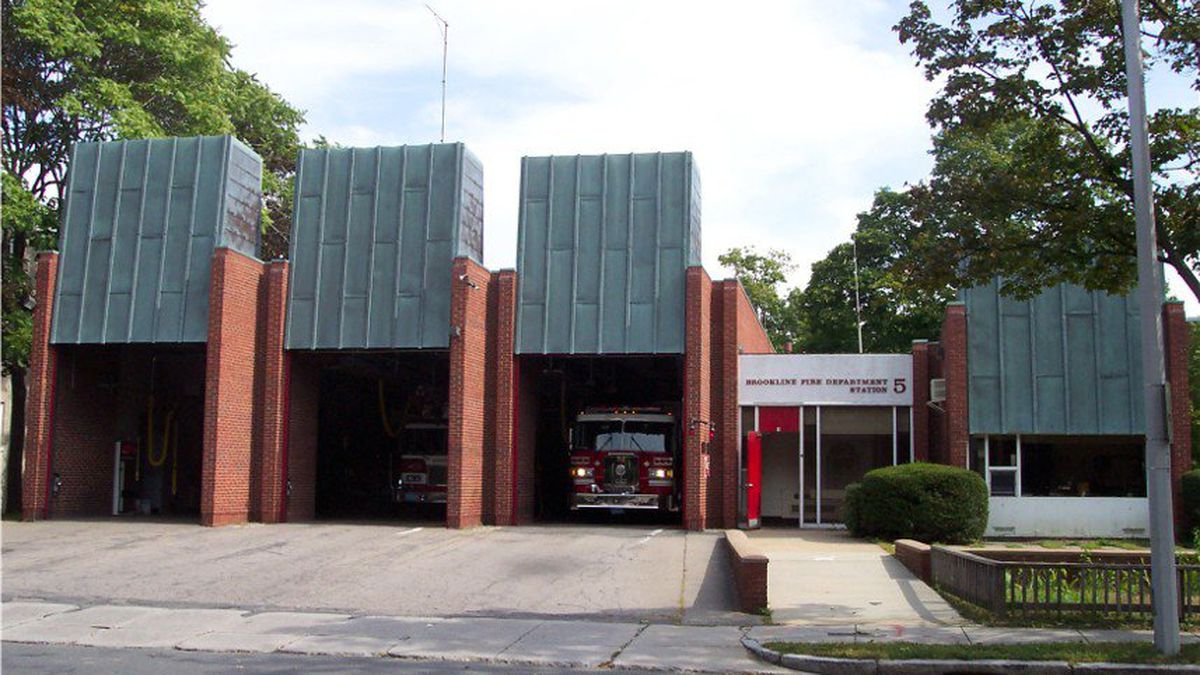 Brookline fire station closed after firefighter tested for coronavirus