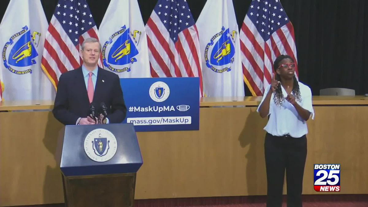 Statewide stay at home advisory among new changes implemented by Gov. Baker in effort to curb COVID-19 spike