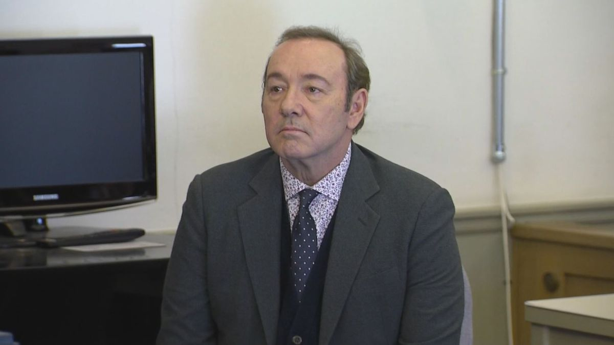 Judge weighing motions in Kevin Spacey alleged groping case