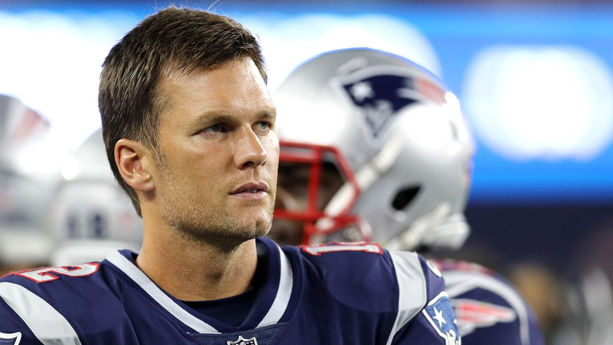 Tom Brady cuts off weekly interview after hosts press him on Alex Guerrero