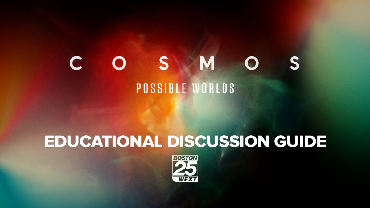 COSMOS Educational Discussion Guide now available