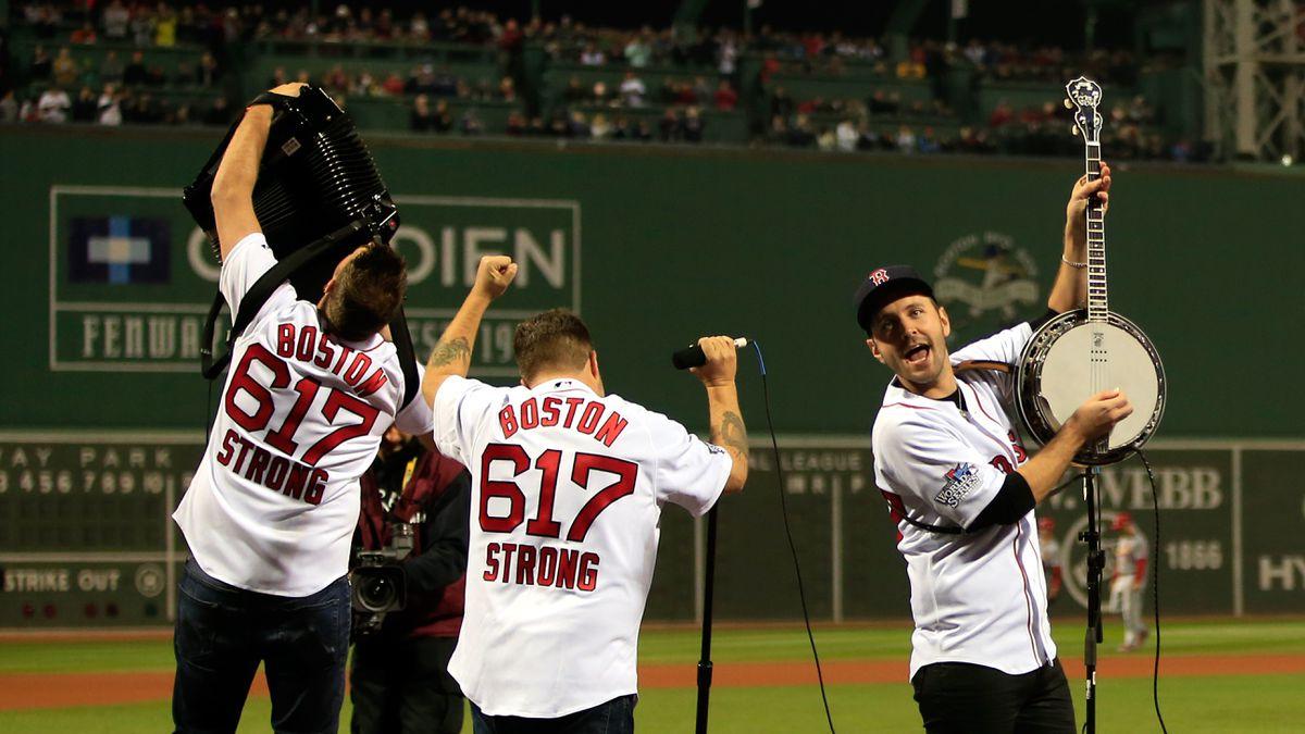 Dropkick Murphys to kick off Red Sox World Series parade