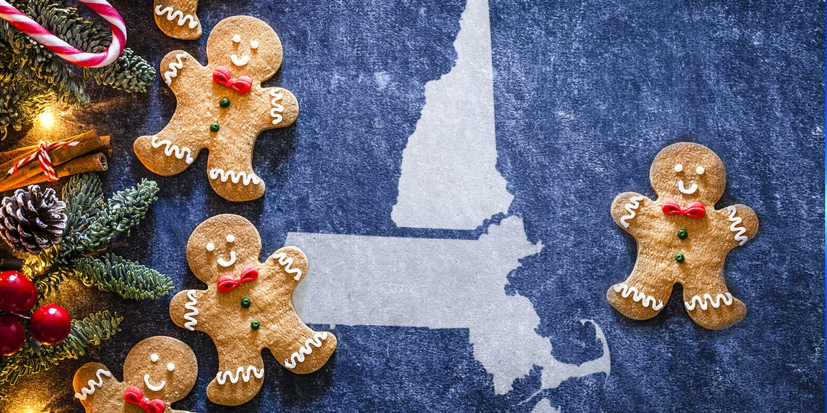 Survey says this is the favorite Christmas cookie of people in Mass. & N.H.