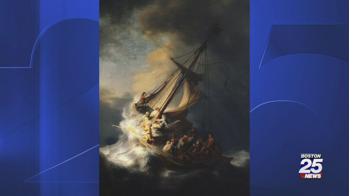 Man faces charges tied to stolen Isabella Stewart Gardner Museum paintings