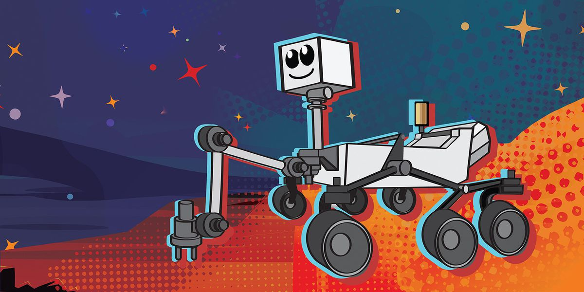 Westwood girl's pick for name of new Mars Rover is a finalist in NASA contest. You can vote here