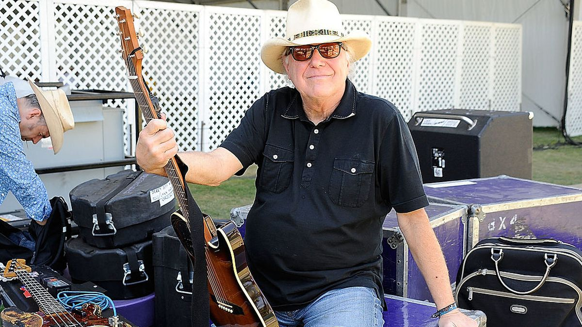 Country musician Jerry Jeff Walker, known for song 'Mr. Bojangles,' dead at 78