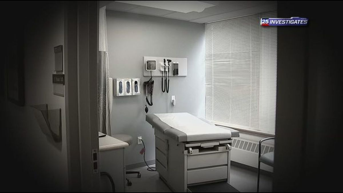 25 Investigates: Patients claim loophole allows doctors to get away with misconduct
