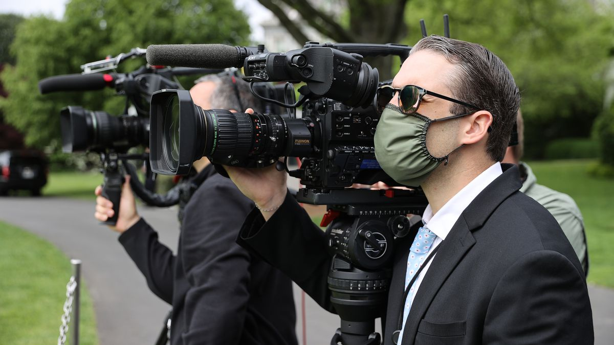 Film industry gets back to work amid coronavirus pandemic