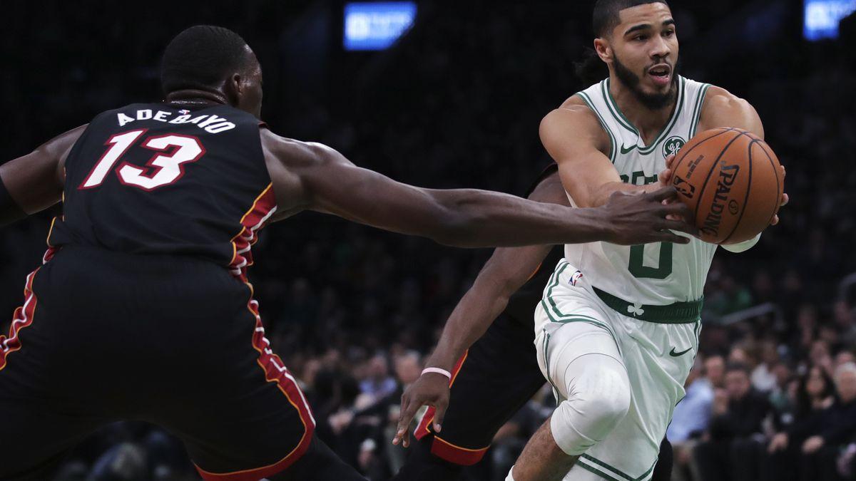 Report: Celtics, Tatum agree on 5-year, $195 million extension