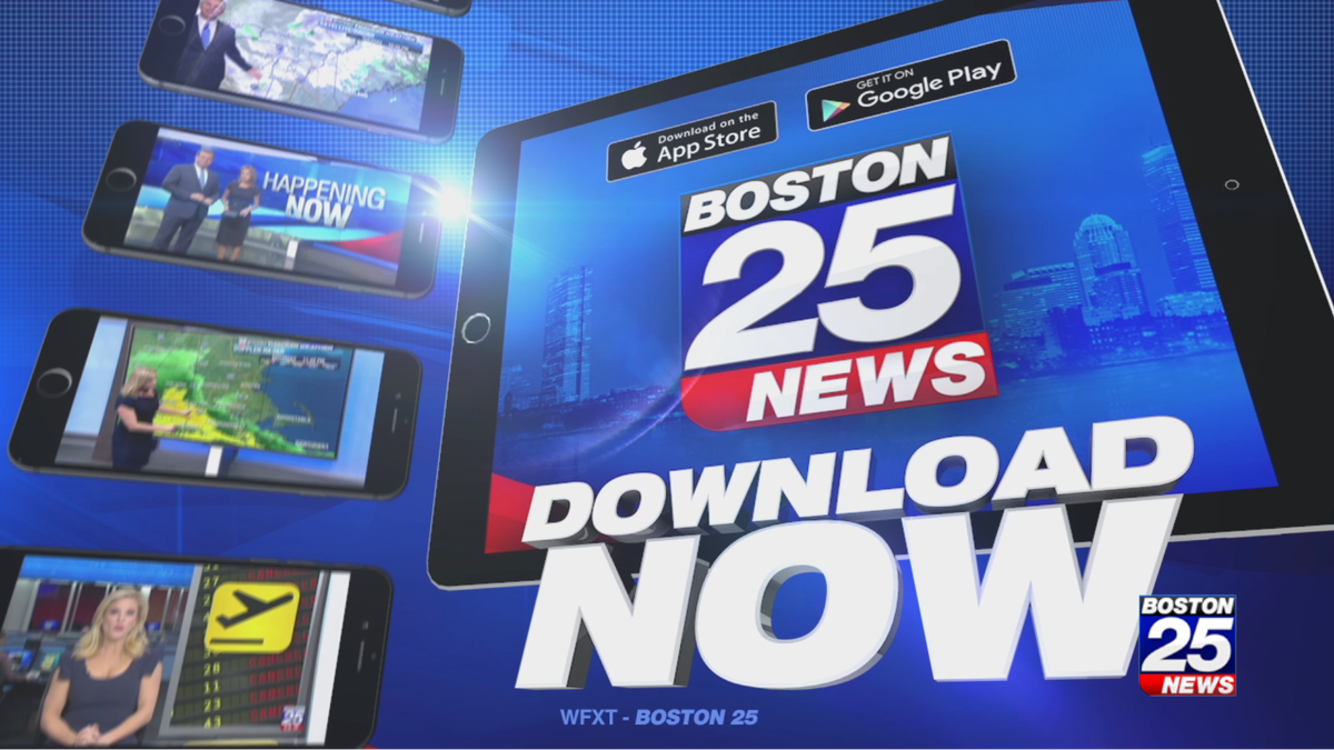 Have a new device? Get our free Boston 25 News & Weather apps