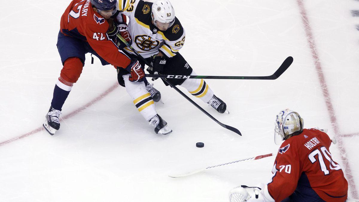 So-called 'preseason' over, Bruins prepare for Hurricanes