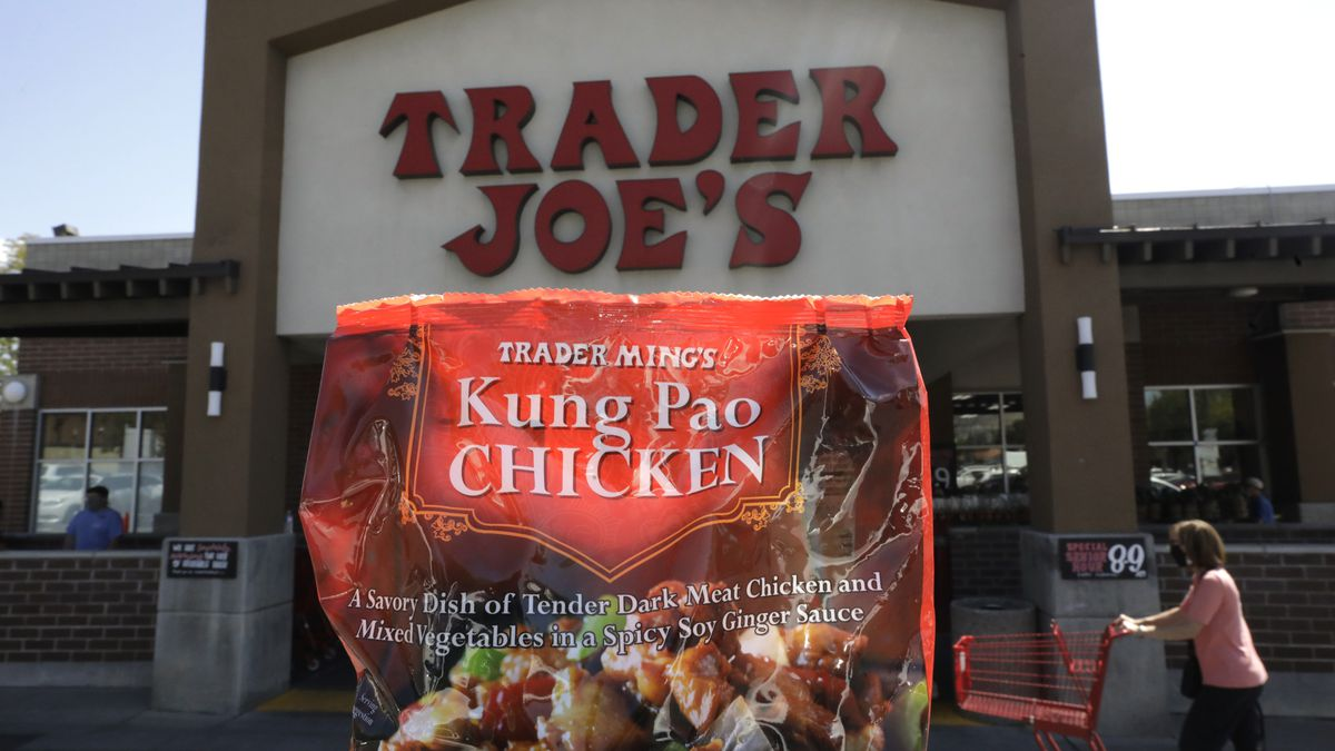 Racist labels? Trader Joe's to keep Trader Ming's, Trader Jose products