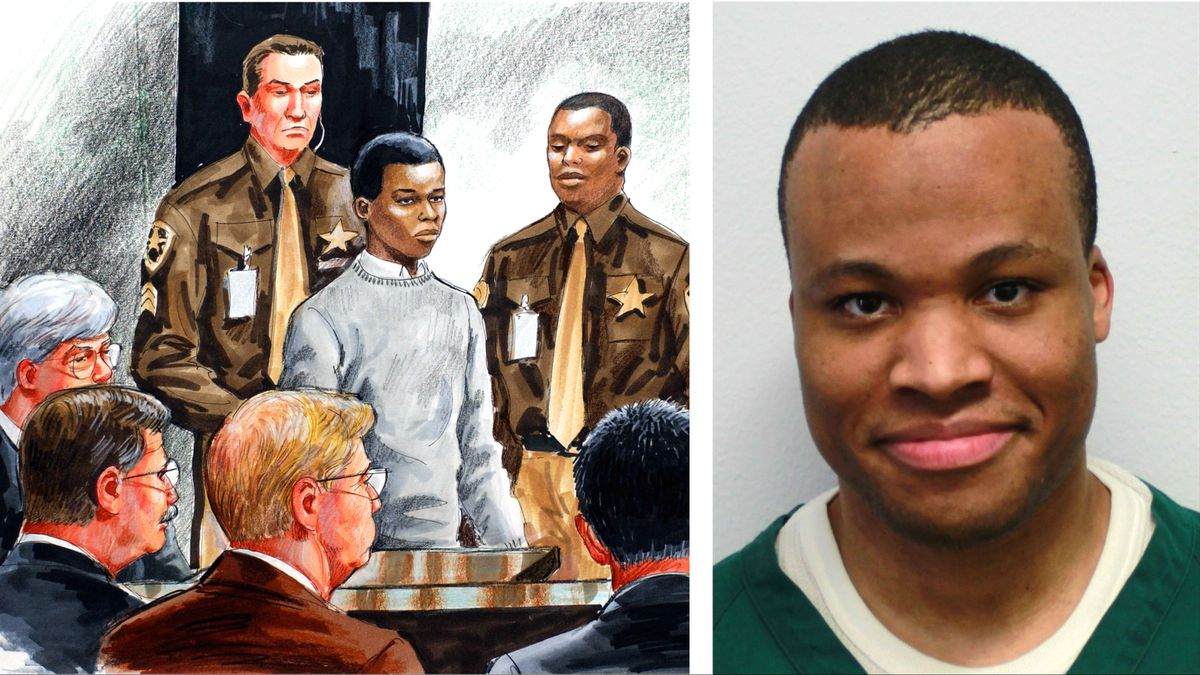 DC sniper Lee Boyd Malvo's lawyers argue for new sentence before Supreme Court