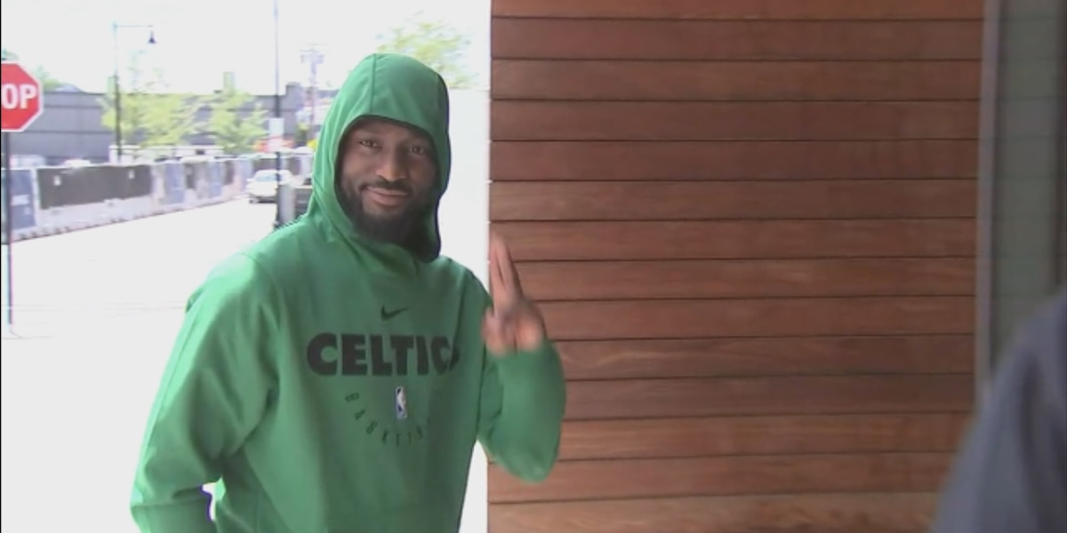 Kemba to Celtics fans: Let's do this