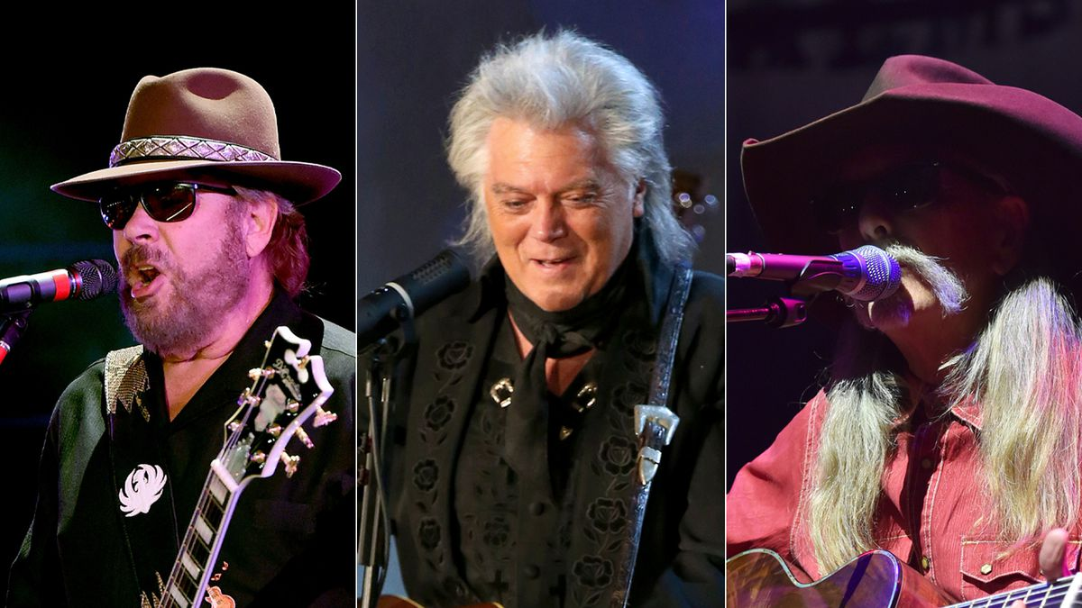 Hank Williams Jr., Marty Stuart and Dean Dillon to be inducted into Country Music Hall of Fame