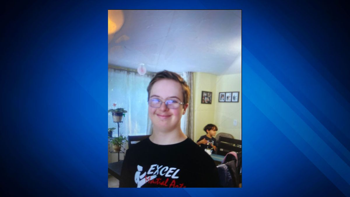 Sharon Police locate missing boy
