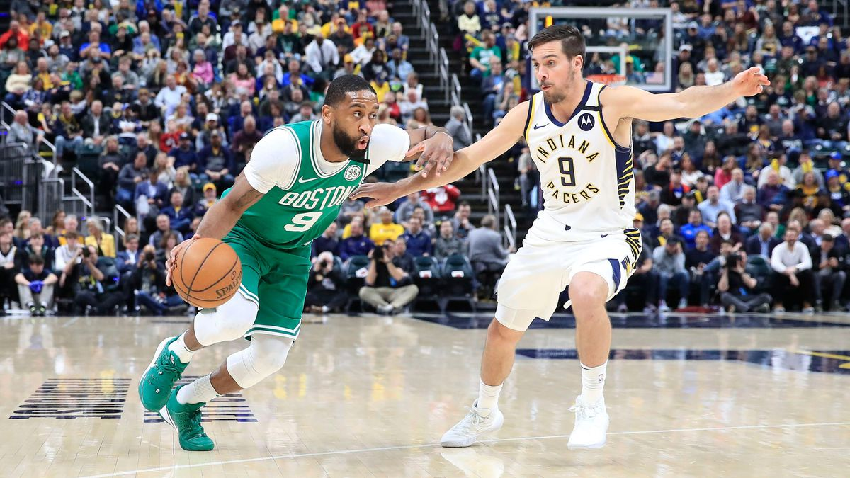 Celtics clinch playoff spot with 114-111 win over Pacers