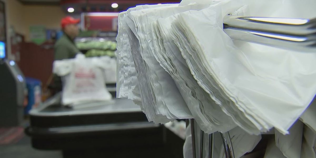 Massachusetts Senate to debate statewide plastic bag ban
